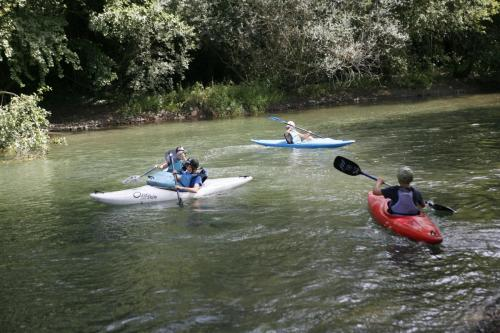 Atelier canoe kayak