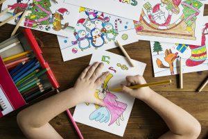 De nombreuses activités pour les enfants !