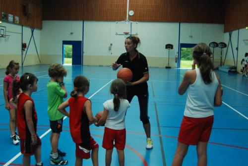 Atelier enfants basket